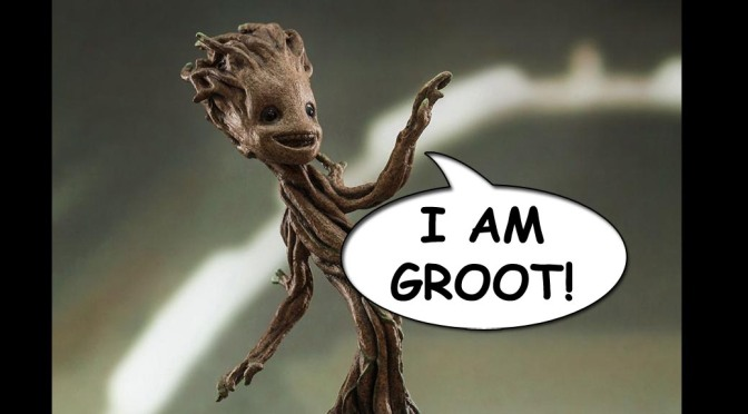 GEEK YEN! – Hot Toys 1/4 Scale Little Groot