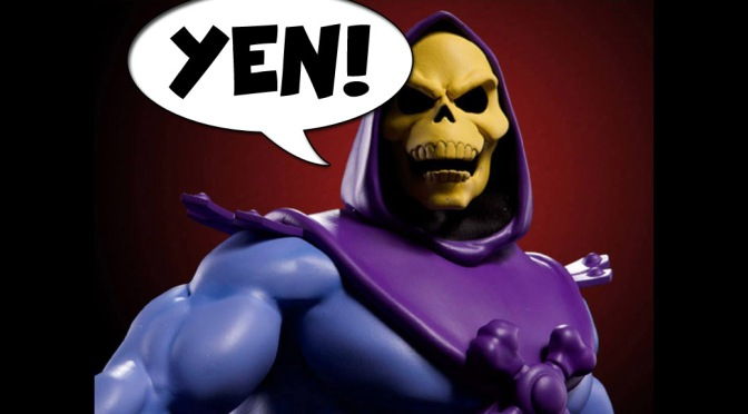 Geek YEN! – Skeletor 1:4 Scale Statue