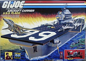 GI Joe USS Flag Toy 2