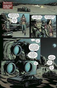 Hack Slash Son of Sanhaim volume 1 Preview Page 3