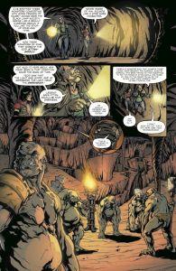 Hack Slash Son of Sanhaim volume 1 Preview Page 4