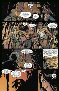 Hack Slash Son of Sanhaim volume 1 Preview Page 5