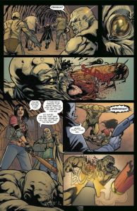 Hack Slash Son of Sanhaim volume 1 Preview Page 6