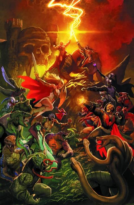 He-Man Eternity War #1