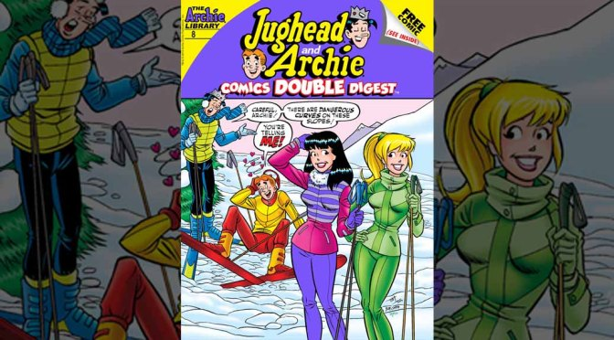 Preview: JUGHEAD AND ARCHIE COMICS DOUBLE DIGEST #8
