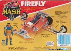 MASK Toys 4