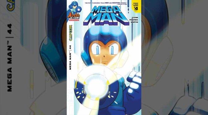 Preview: MEGA MAN #44