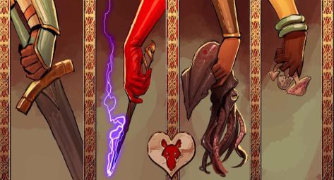 Rat Queens New Artist Banner
