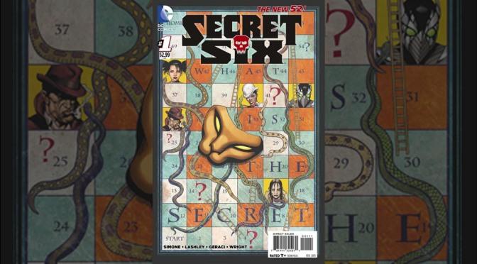 Review: Secret Six #1