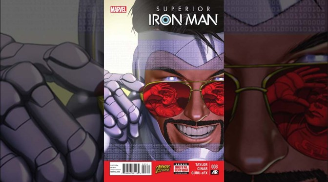 Review: Superior Iron Man #3