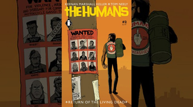 Preview: The Humans #2