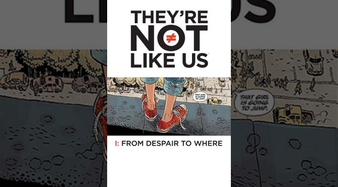 Review: They're Not Like Us #1