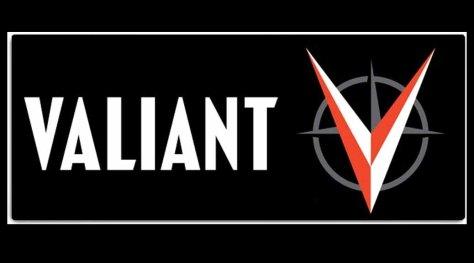 Valiant Comics Logo - Featured