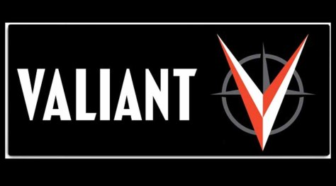 Valiant Comics Logo - Featured