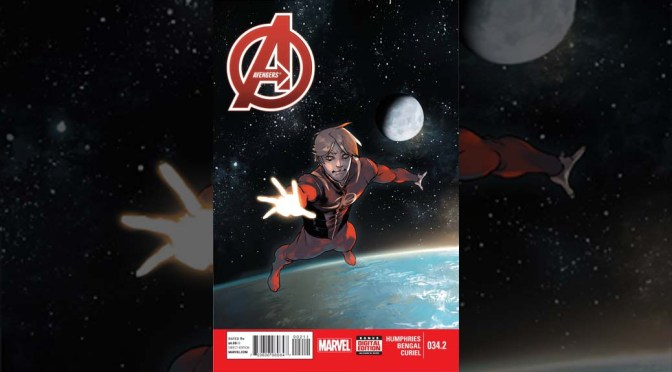 Review: Avengers #34.2