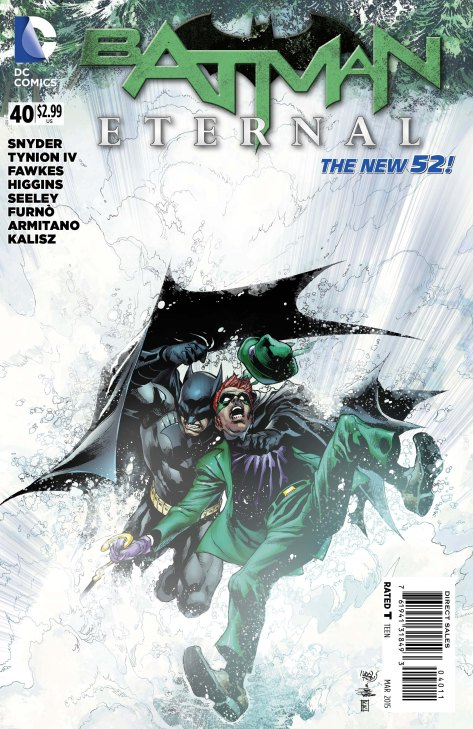 Batman Eternal #40