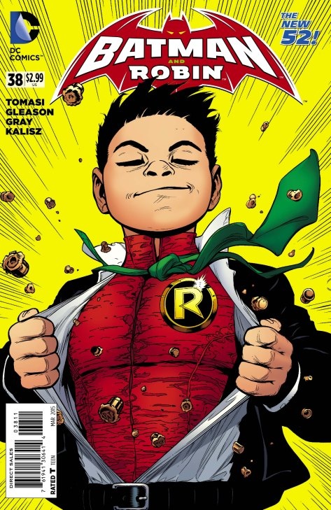 Batman & Robin #38