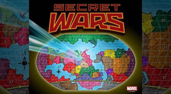 First Look: Marvel's Seige #1