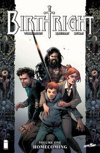 Birthright vol 1 Cover