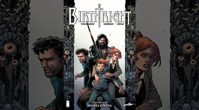 Preview: Birthright Volume #1
