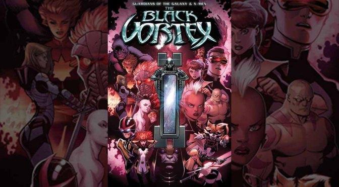 Preview: Black Vortex Alpha #1