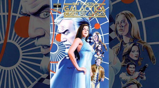 Preview: Battlestar Galactica: Death of Apollo #3