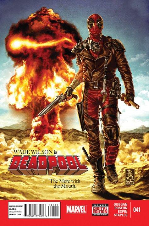Deadpool #41