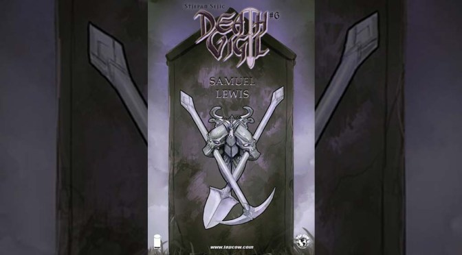 Stjepan Sejic offers up Death Vigil #7 on his DeviantArt