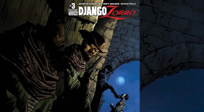 Preview: Django/Zorro #3