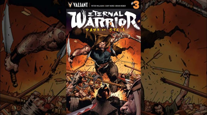 Preview: Eternal Warrior: Days of Steel #3
