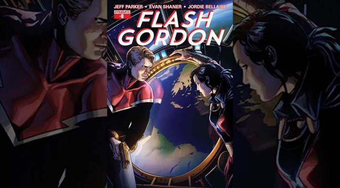 Preview: Flash Gordon #8