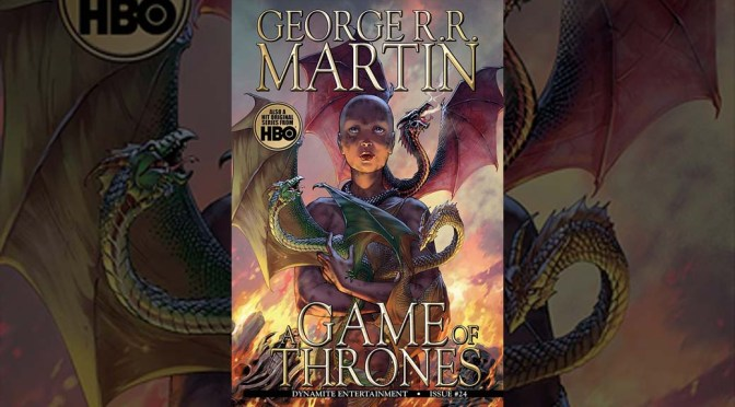 Preview: Game of Thrones #24