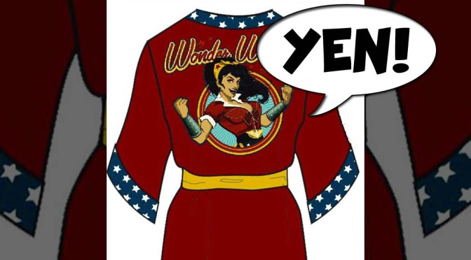 Geek YEN! – PREVIEWS Exclusive DC Bombshell Robes