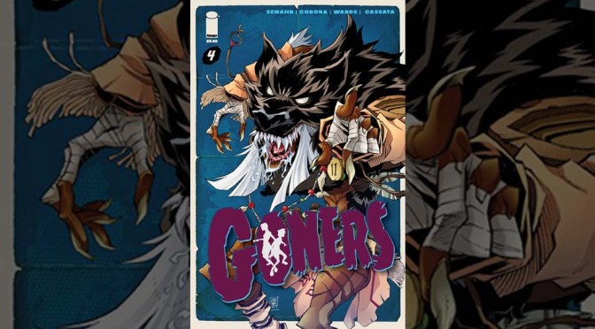 Review: Goners #4