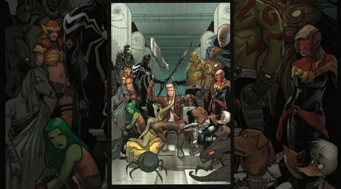 Black Vortex Continues in Guardians #24