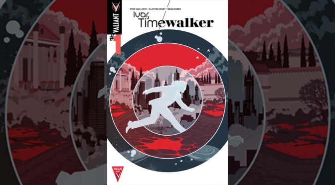 Advanced Review: Ivar, Timewalker #1