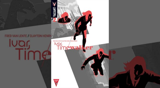 Review: Ivar, Timewalker #2