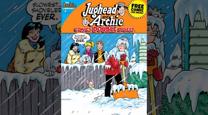 Preview: JUGHEAD AND ARCHIE COMICS DOUBLE DIGEST #9