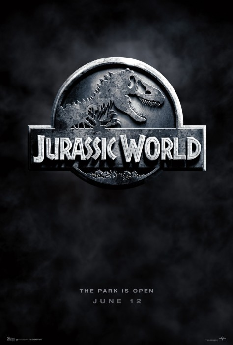 Jurassic World 2015 Movie Primary Poster