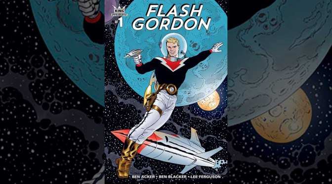 Preview: King: Flash Gordon #1