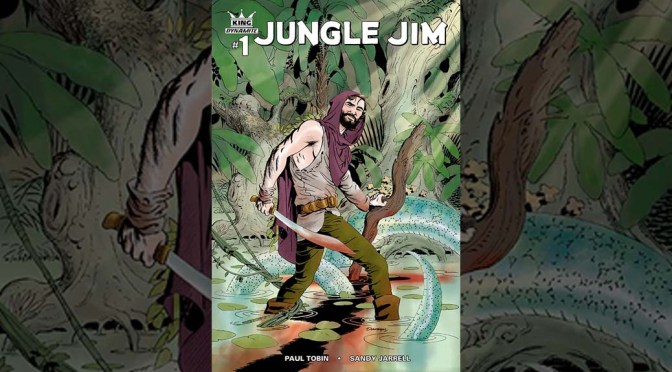 Preview: King: Jungle Jim #1