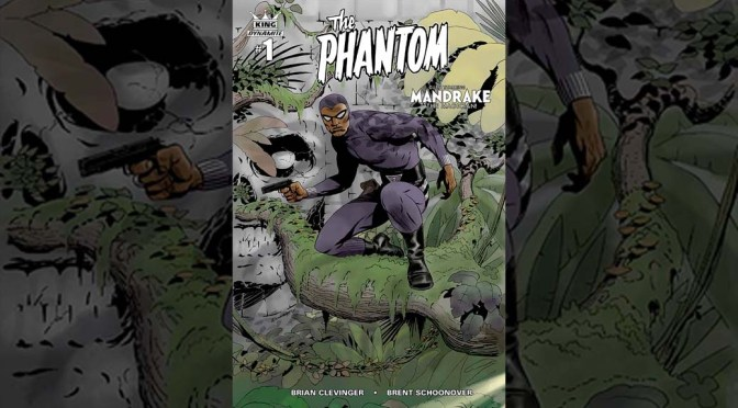 Preview: King: The Phantom #1