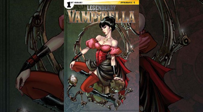 Preview: Legenderry: Vampirella #1