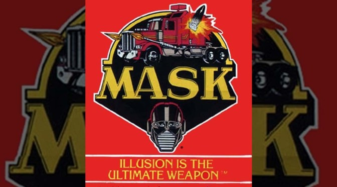 M.A.S.K. Fan Film Coming in 2016