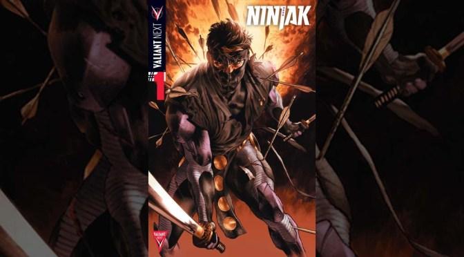 Preview: Ninjak #1