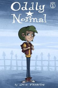Oddly Normal Book 1 - Cover