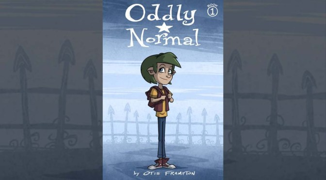 Preview: 'Oddly Normal' Book 1