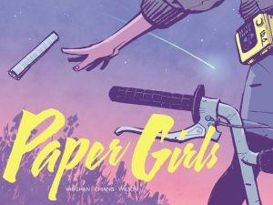 Paper Girls Promo