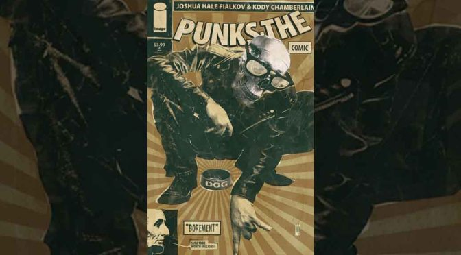 Preview: PUNKS – THE COMIC #4