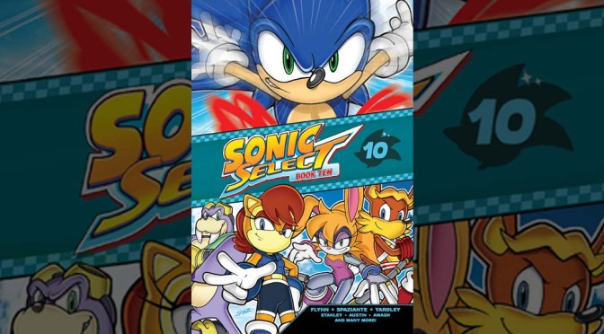 Preview: SONIC SELECT VOLUME 10